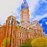 """Philadelphia City Hall - HDR"" by FordLou"