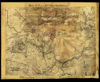 Sneeden Map of 1st & 2nd Battles of Bull Run
