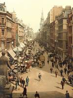 CHEAPSIDE LONDON 1895