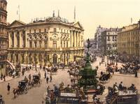 PICCADILLY CIRCUS LONDON 1895