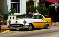 Miami Beach Classic Car with