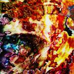 """""""Seahorse: Ocean of Fire"""" by kristinsharpe"""