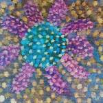 """Mosaic Flower"" by LJdesigns"