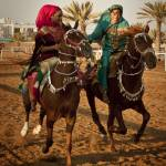 """Omani Horse Traditions - فن ركض العرضة"" by Rashedalnaamani"