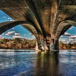 """Natoma Crossing Bridge"" by SederquistPhotography"