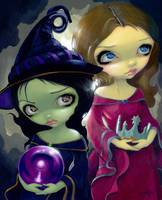 Wicked Witch and Glinda
