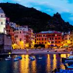 """Vernazza Lights"" by WillyDaleArt"