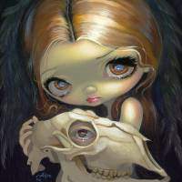 """Alchemical Angel I"" by Jasmine Becket-Griffith"