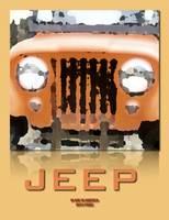Jeep in Orange