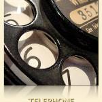 """Vintage Telephone Dial"" by markm007"