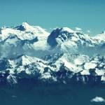"""Ismoil Somoni Peak Panorama Color 8"" by Liberando4Life"