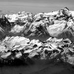 """Ismoil Somoni Peak Panorama 5"" by Liberando4Life"