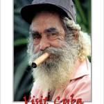 """""""Cuba Fine Art Poster"""" by Bozarth"""