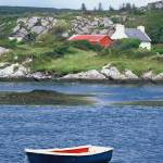 """Dinghy in Ireland"" by Kenneth"