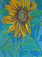 Big Bold Sunflower