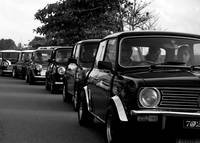 Mini Cooper Parade Part 1