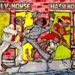 """Holy & Hash Houses"" by malone"