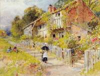 Cottages by William Stephen Coleman