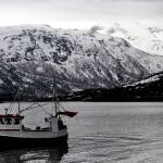 """April in the Saltfjorden, Norway"" by JimODonnell"