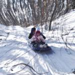 """Kids landscape winter 2-1380 speed_ diff glow edit"" by BrianDunne"