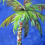 """Azul Palm Tree"" by KAbrahamson"