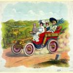 """ANTIQUE AUTOMOBILE"" by homegear"