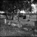 """Oxford Cemetary, Texas Hill Country"" by eyesea"
