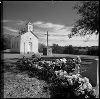 Settler's Catholic Church, Blanco County, Texas