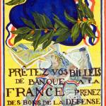 """FRENCH WW I POSTER"" by homegear"