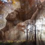 """Jesus landscape0004 Tcol c"" by BrianDunne"
