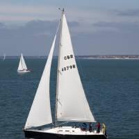 Sailing boat Art Prints & Posters by David Wheeldon