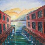 """Old City Wharf"" by StoneMeadowGallery"