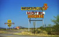 Route 66 - New Mexico Whiting Brothers Gas
