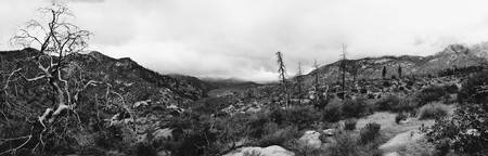 Kern River Off Road Pano
