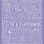 """Fam Proc • Lavender"" by Logophilia"