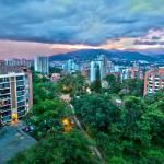 """""""Medellin Colombia HDR"""" by brendanvanson"""
