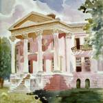 """ANTEBELLUM MANSION"" by homegear"