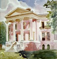 ANTEBELLUM MANSION