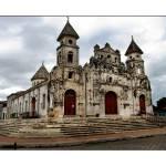 """Iglesia de Guatalupe-Nicaragua-fine art"" by Bozarth"