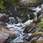 """Mountain Stream - North Carolina"" by TheExecutiveGarden"