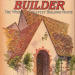 """VINTAGE AMERICAN BUILDER MAGAZINE"" by homegear"