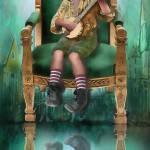 """Green Chair"" by FletcherDale"