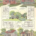 """1925 HOMES & FLOOR-PLANS"" by homegear"