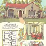 """1925 HOME & FLOOR-PLAN"" by homegear"