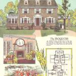 """1925 HOUSE & FLOOR-PLAN"" by homegear"