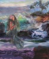 Hawaiian Ocean Mermaid