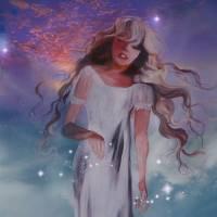 Basket of Stars Art Prints & Posters by Cherie Cardin