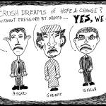 """Dictators Have Dreams from their Fathers, too!"" by imag"