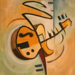 """""""jazz guitar"""" by chriscartledge"""