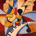 """Jazz Trio"" by chriscartledge"